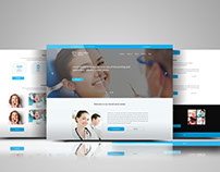 DENTAL MEDICAL WEB TEMPLATE