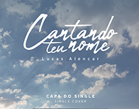 Cantando teu nome - Single