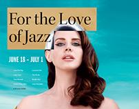 Coastal Jazz - UX, UI