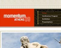 EMC MOMENTUM ATHENS WEBSITE
