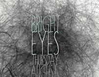 CD Album // Bright Eyes