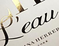 Perfume Launch for CH L'Eau