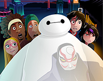 Phase 6 of The Officially Licensed Big Hero 6 Tribute
