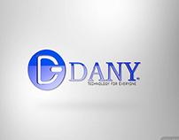 Dany Logo Identity