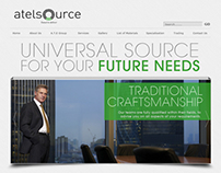 Atelsource Mock Design