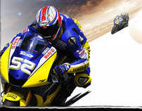 Motogp08 2008 Capcom (PS3,X360,PC) Lead Artist