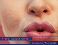 French Cultural Center | Marketing Materials