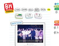 Berita Harian Pendidikan Website