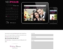 Project  website neopham