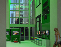 Microsoft Xbox Lounge