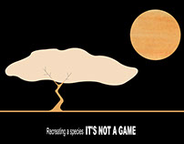 UNISCI I PUNTINI Ricreare una specie non è un gioco