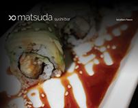 Matsuda Sushi Bar