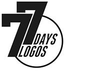 7 Days 7 Logos