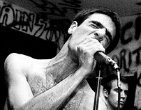 Fugazi, Club Dreamerz, Chicago, 1989
