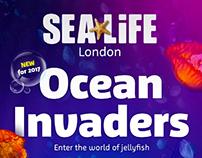 Sea Life DOOH