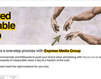 Media Selling Ad — Express Media Group