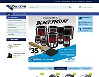 Dacom Panamá - Tienda Virtual