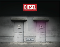Diesel iPad App