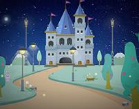 Sleepless Beauty - Motion Fairy tale