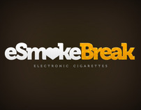 Logo eSmokeBreak - electronic cigarettes