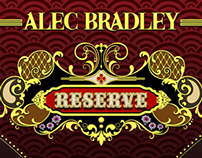Cigar Packaging Designs for Alec Bradley