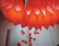 2004 Hidalgo hanging lamp