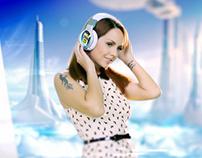 МакSим заставка RU Music HD/Broadcast Design