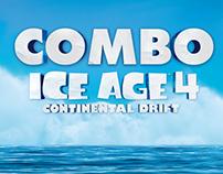 Combo Ice Age