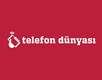 Telefon Dünyası Logo