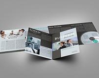 4xA4 Brochure Mock-up