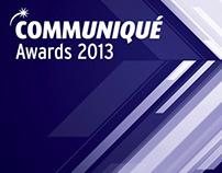 Communique Awards 2013
