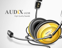 AUDiX Headphone