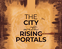 The City with Rising Portals | Personal Design