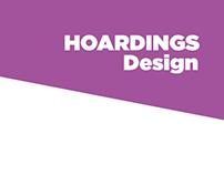 Hoardings Design
