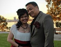 Montero - Mendez Post Wedding Photos