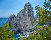 Travelling Capri