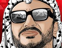 New Victor Yasser Arafat