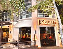 Modern Restaurant & Bar Branding