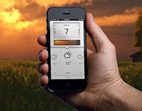 ''Cloud'' weather application