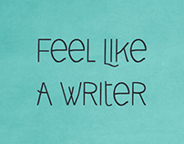BIC - Feel Like A Writer