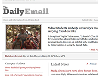 Virginia Tech Daily Email