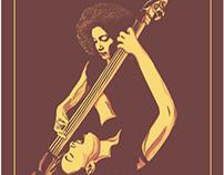 Esperanza Spalding Poster