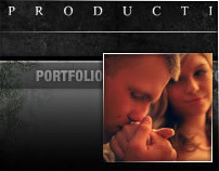 Moorph Productions - Website