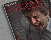 Sukces Magazine Redesign