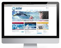 Website: Polar Exploration Museum