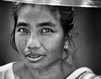 The Women of North East India.