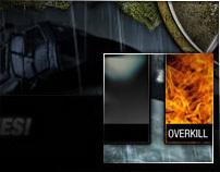 Seven Deadly Sins - Website