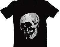 Skull - Cool Grunge Texture Skull