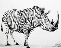 Magic traits - zebrhino
