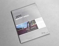 Rapport annuel/Annual report : STO